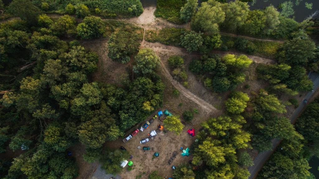 Camp für Junge Jäger 2019 in MV