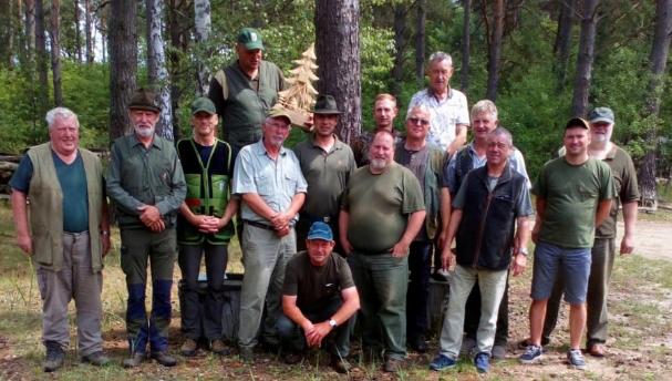 Jägerfreundschaft Rochlitz-Zerrenthin